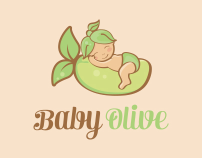 Baby Olive - Logo for Sale!