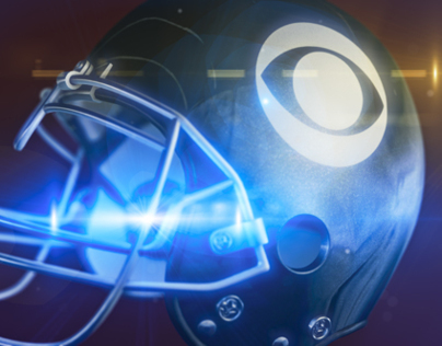 NFL on CBS Post-Game Show Graphics Package