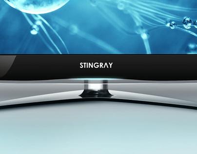 """42"""" HD 1080p LED TV"""