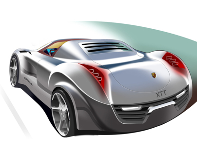 Porsche XTT American Iron & Steel Institute