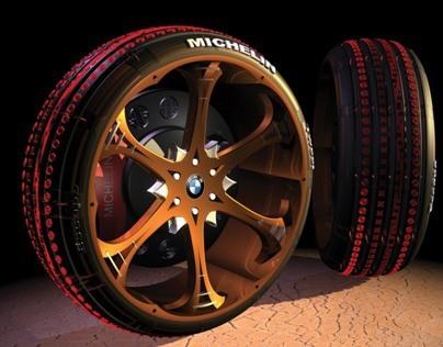 Michelin Tweel Design