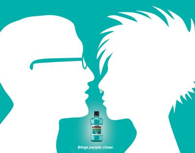 Campaign for Listerine Mouthwash