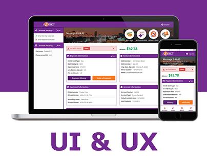 E-Pass UI/UX