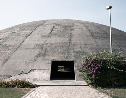 Archi: Oscar Niemeyer's International Fair in Tripoli
