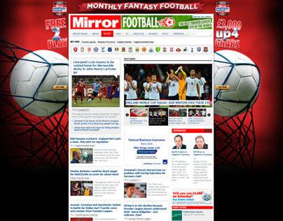 Mirror Fantasy Football_Site Skins