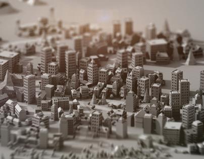 Paper City - Maciek Janicki