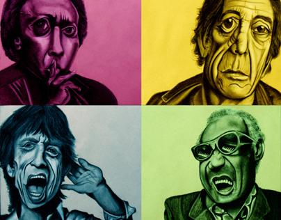 Portraits of Music