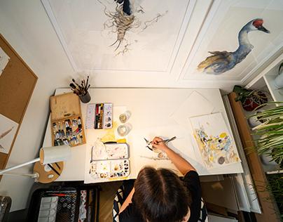 Art studio Ewa Hapek