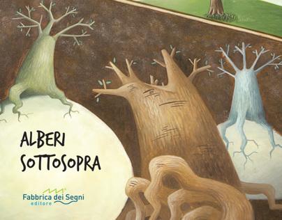 Alberi SottoSopra (children's book)