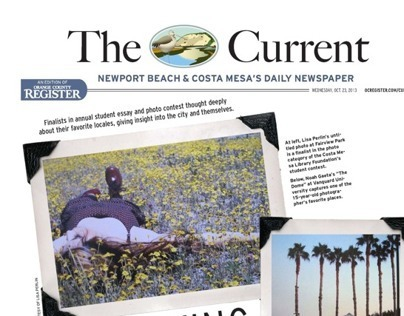 The Orange County Register: Weeklies and dailies.