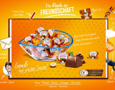 Ferrero Küsschen GERMANY