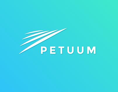 Petuum Rebranding