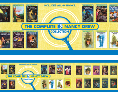 Nancy Drew Complete Collection Band