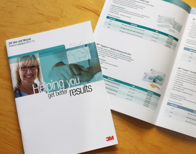 3M Medical Skin and Wound Catalogue