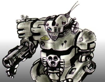 Robots + Mech