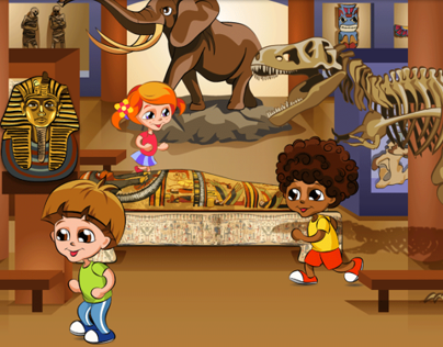 Game at the Museum
