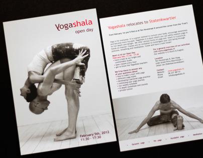 artwork Yogashala Den Haag