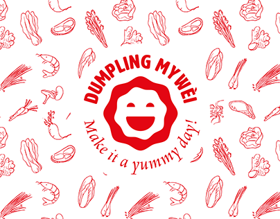 Dumpling Mywèi. Make it a yummy day!