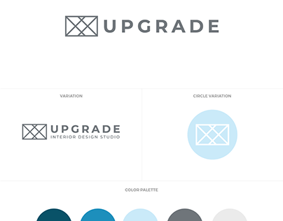 Brand Identity - Interior Design Studio
