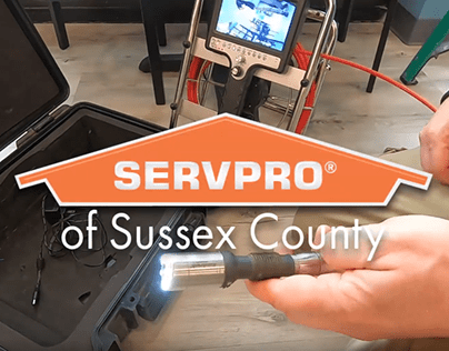 SERVPRO Duct Cleaning Services
