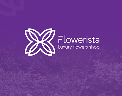 Flowerista - Logo