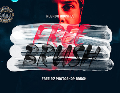 27 FREE PHOTOSHOP STROKE BRUSHES