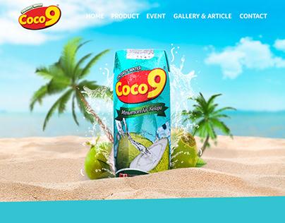 COCO9 Indonesia UI/UX Design