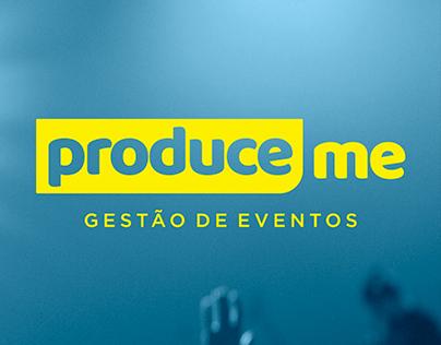 Criação Logo e Mídia Social | Produce Me