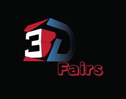 3D Fairs LOGO