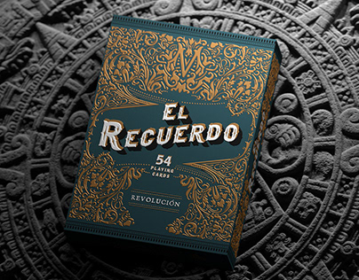 El Recuerdo Playing Cards