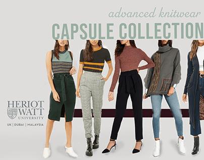 Advanced Knitwear Design | Heriot Watt University, UK