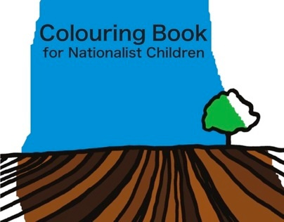 Colouring Book for Nationalist Children