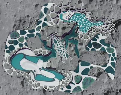 Peace Resort, Lunar Architecture