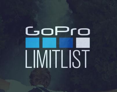 GoPro - Limitlist