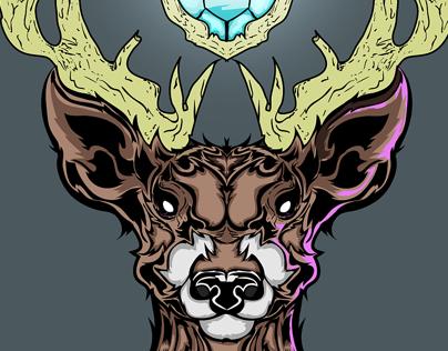 Diamond Deer