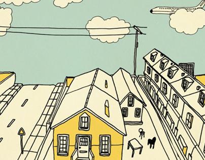 Yellow Animation - Maciek Janicki