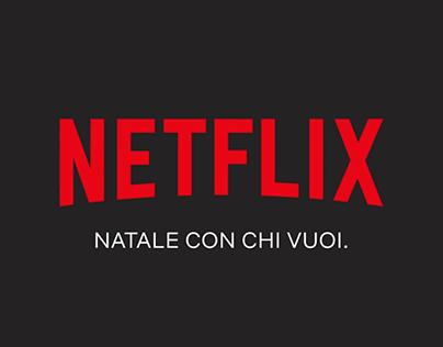 Netflix - Natale Con Chi Vuoi