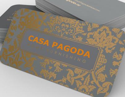 CASA PAGODA`12: полиграфия