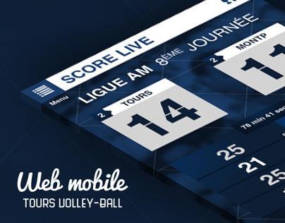 Sport Web Mobile
