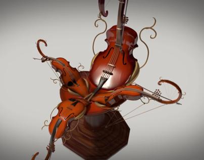 Hybrid Instrumental Device