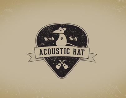 Acoustic Rat Logo