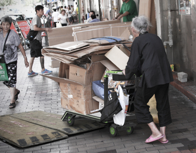 Hong Kong Street Cart