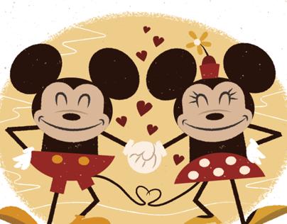 Disney Experiments