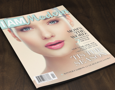 I AM Modern Magazine Cover