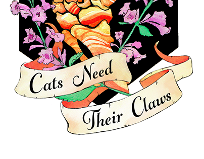 Cats Need Their Claws