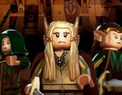 Lego Hobbit Teaser