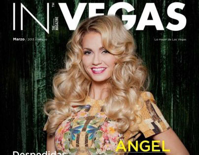 Angel - IN Vegas Magazine
