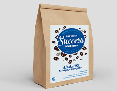 Promotional Coffee Label