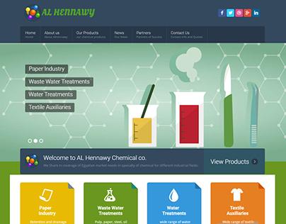 Alhennawy Chemical Factory