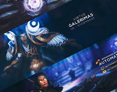 Warcraft headers 2019